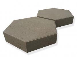 广州六角护坡砖预制砼六角块